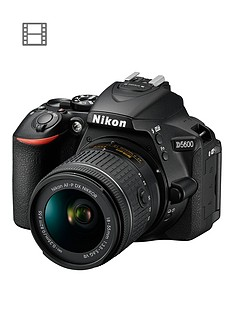 nikon-d5600-digital-slr-camera-with-af-p-18-55mm-vr-lensnbspsave-pound60-with-voucher-code-mjx47