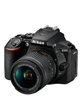 nikon-d5600-digital-slr-camera-with-af-p-18-55mm-vr-lensnbspsave-pound60-with-voucher-code-mjx47