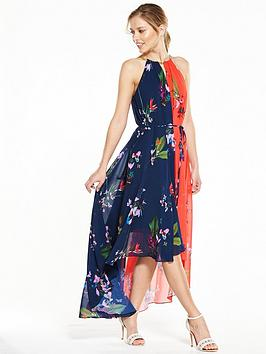ted-baker-hanie-hi-low-dress