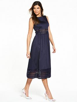 ted-baker-tharia-midi-dress-navy