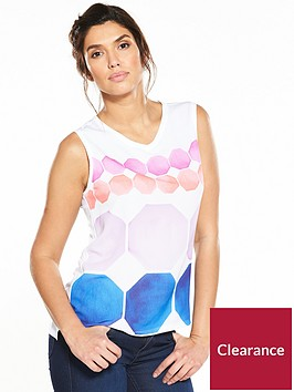 ted-baker-canndy-shell-top-white