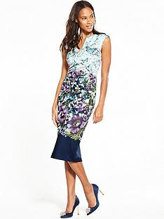 ted-baker-enchantment-bodycon-dress