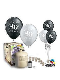 black-amp-silver-birthday-ages-helium-canister-amp-balloon-kit
