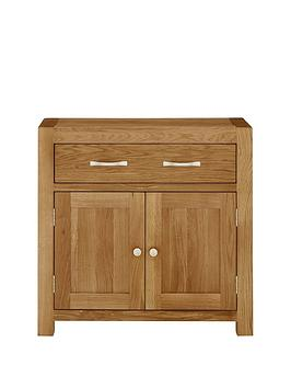 luxe-collection---suffolk-100-solid-oak-ready-assembled-compact-sideboard