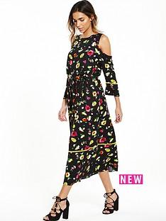warehouse-woodstock-midi-dress