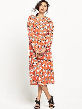 Cheap orange dresses uk
