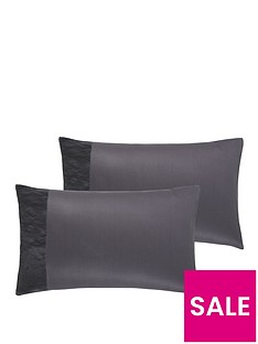 karl-lagerfeld-stria-housewife-pillowcases-pair