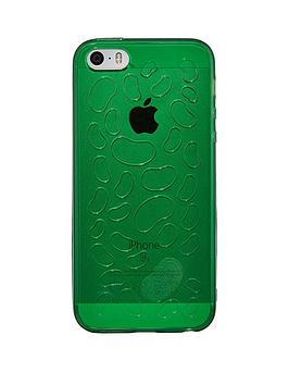 qdos-jelly-belly-green-apple-scented-flexi-case-for-iphone-se-5-5s