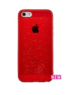 qdos-jelly-belly--very-cherry-scented-flexi-case-for-iphone-se-5-5s