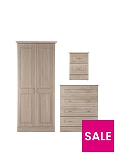 consort-dorchesternbsp3-piece-package-ready-assembled-2-door-wardrobe-4-drawer-chest-and-2-drawer-bedside-chest-buy-and-save