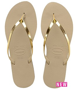 havaianas-you-metallic-flip