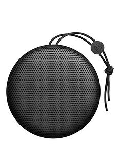 B&O Play by Bang & Olufsen A1 Wireless Portable Bluetooth Speaker - Natural Black