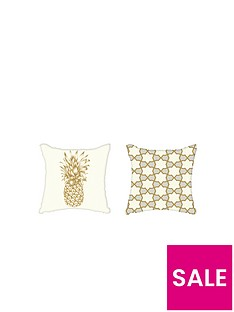 arthouse-single-copacabana-pineapple-cushion