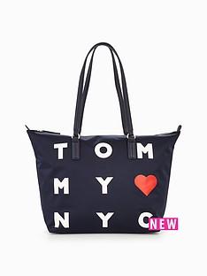 tommy-hilfiger-tommy-hilfiger-nylon-logo-tote-bag
