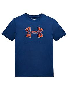 under-armour-under-armour-older-boys-infusion-logo-tee