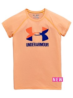 under-armour-older-girls-logo-tee