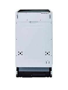 White Knight DW1045IA Integrated 10-Place Slimline Dishwasher Best Price, Cheapest Prices