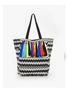 v-by-very-multi-tassle-beach-bag