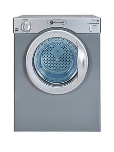 white-knight-c39asnbsp35kg-compact-vented-freestanding-tumble-dryer-silver