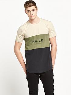 nicce-triple-panel-tshirt