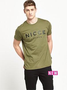 nicce-logo-tshirt