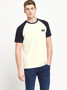 nicce-fairway-raglan-tshirt