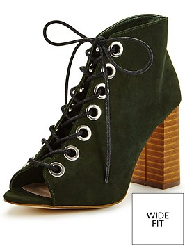 lost-ink-lost-ink-eyelet-peeptoe-wide-fit-ankle-boot