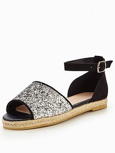 v-by-very-millie-glitter-espadrille--silver