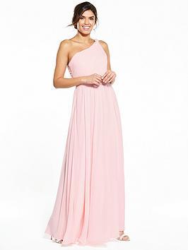 v-by-very-one-shoulder-bridesmaidnbspdress-blush
