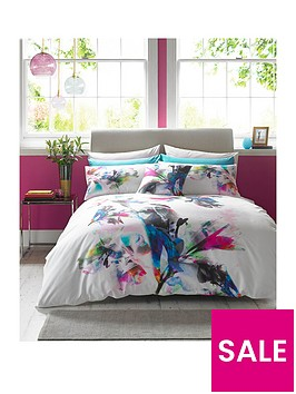 lipsy-watercolour-lily-100-cotton-180-thread-count-duvet-cover-set