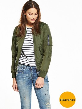 g-star-raw-rackam-slim-bomber-green