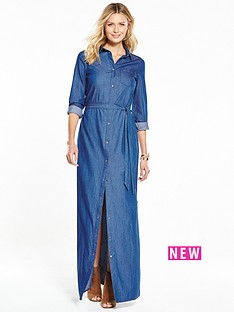 v-by-very-denim-longline-shirt-dress
