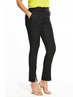v-by-very-split-front-slim-leg-trouser