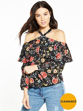 v-by-very-double-layer-bardot-blouse