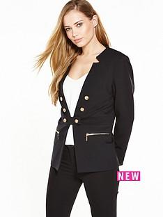 v-by-very-ponte-military-jacket
