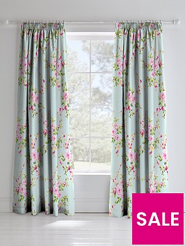 catherine-lansfield-canterbury-lined-pencil-pleat-curtains