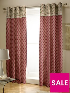 catherine-lansfield-kashmir-lined-eyelet-curtains