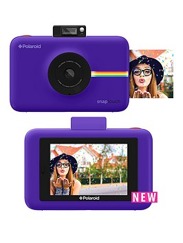 polaroid-polaroid-snap-touchtrade-instant-print-digital-camera-with-lcd-display--purple