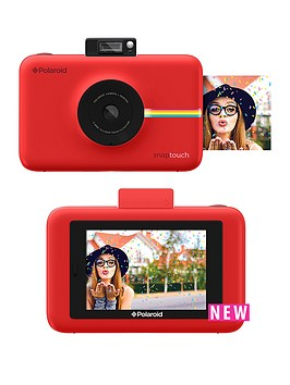 polaroid-polaroid-snap-touchtrade-instant-print-digital-camera-with-lcd-display--red