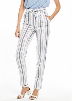 v-by-very-linen-stripe-trouser