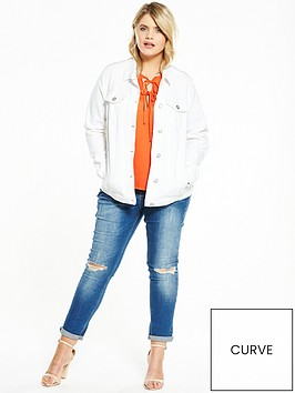 v-by-very-curve-longlinenbspdenim-jacket