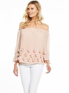 v-by-very-3d-floral-bardot-blouse