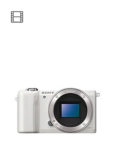 sony-ilce5000lw-compact-system-camera-with-sel-1650-zoom-lensnbsp--white