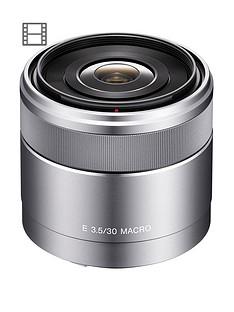 sony-sony-sel30m35-e-mount-aps-c-30mm-f35-macro-prime-lens-silver