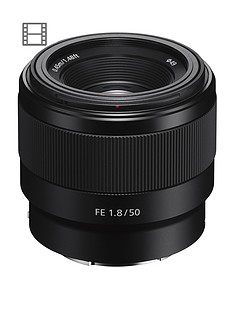 sony-sel50f18f-e-mount--aps-c-50-mm-f18-full-frame-prime-lens-black