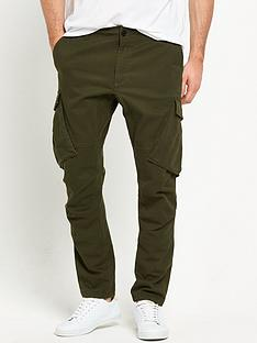 river-island-slim-fit-cargo-trouser