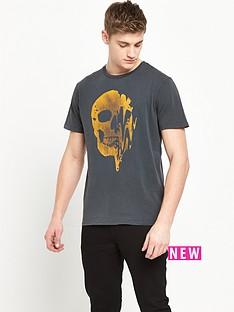 river-island-skull-print-tshirt