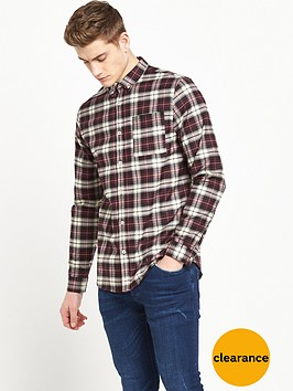 river-island-long-sleeve-check-shirt