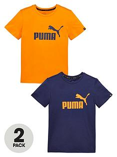 puma-older-boy-pack-2-tee-sh