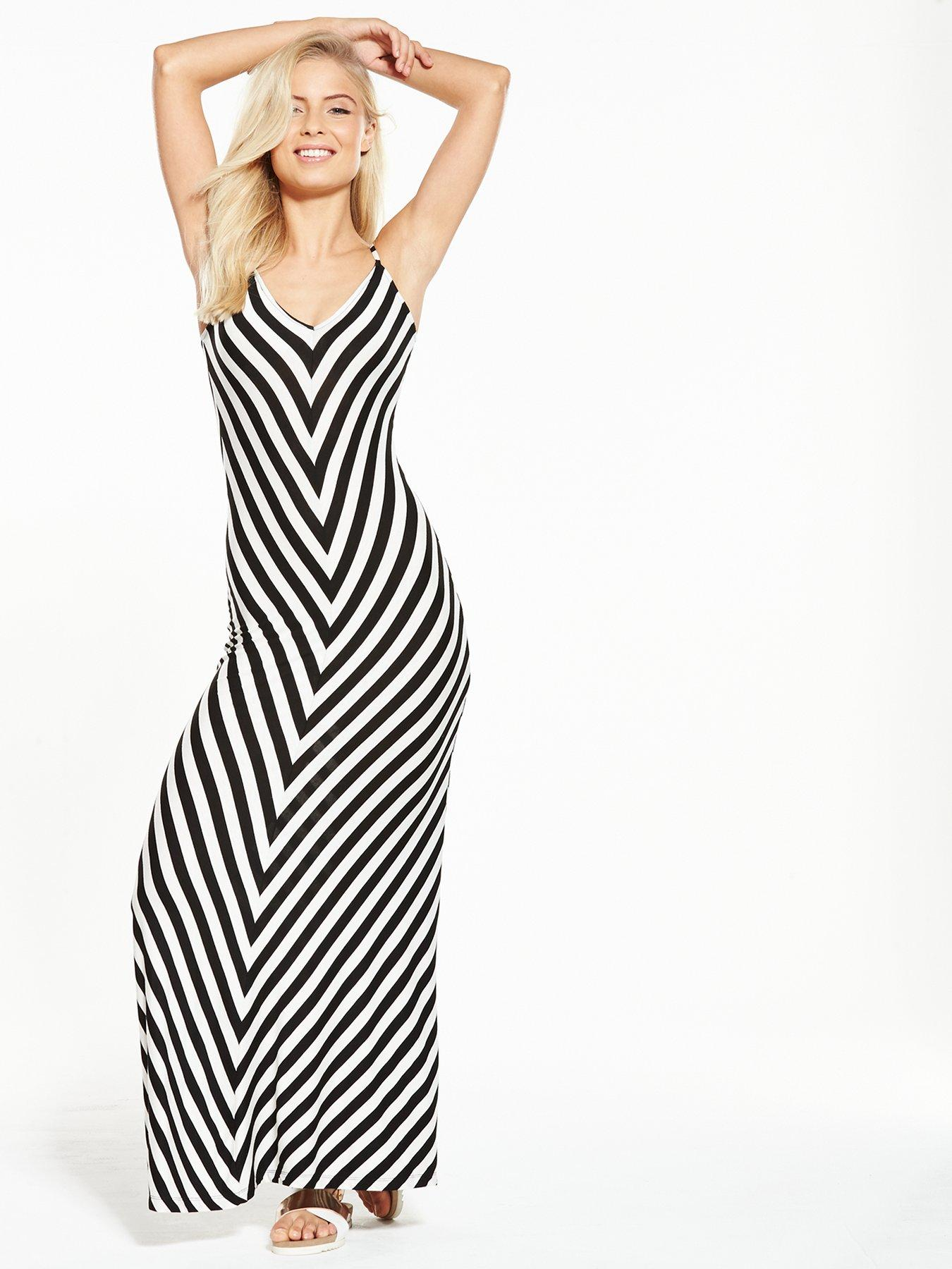 Petite halter neck maxi dresses
